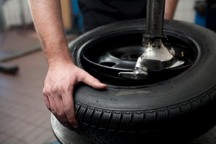 Generel artikel om at skifte dæk